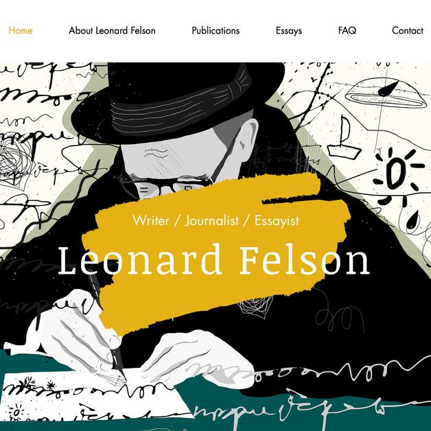 Lenord Felson / Author