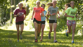 Project Gold Running Camp brings together runners from all over the nation