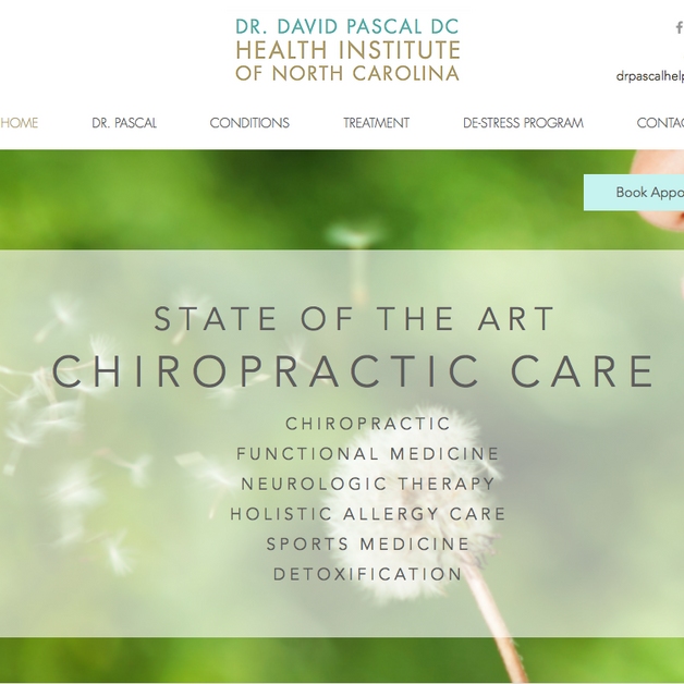 Dr. David Pascal / Chiropractor