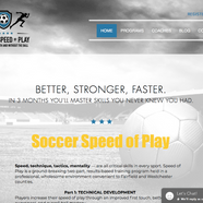 Soccer Speed of Play