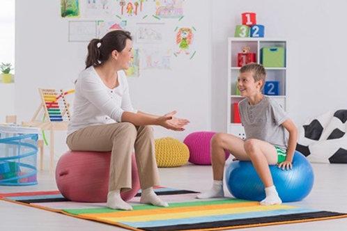 #7366 Managing Pediatric Behaviors in Rehabilitation Treatment Sessions