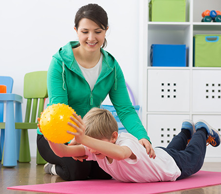 #324 Vestibular & Oculomotor Rehabilitation for Children