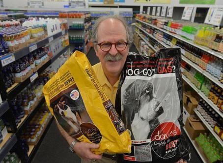 Dave Ratner of Dave's Soda & Pet City celebrates 40 years!