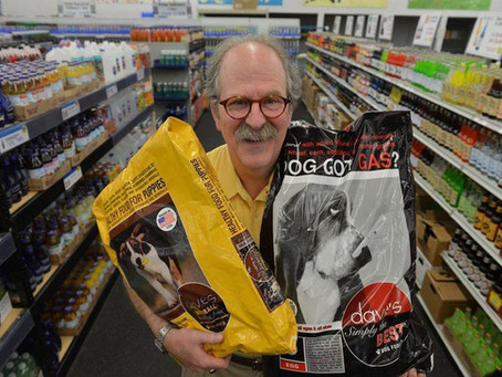 Dave Ratner of Dave's Soda & Pet City celebrates 40 years!