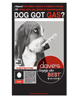 Dave's Simply The Best™ Dog Food