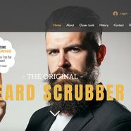 Beard Scrubber