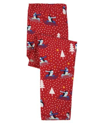 Leggings LIBBY PENGUIN PLAY aus Bio-Baumwollmix