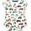 Thumbnail: Body POLO COLLAR TOOT TOOT aus reiner Bio-Baumwolle