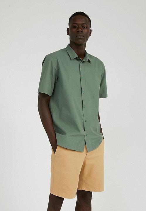 Hemd CAAMI AGAVE aus reiner Bio-Baumwolle