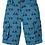Thumbnail: Shorts EXPLORER BIKES aus reiner Bio-Baumwolle