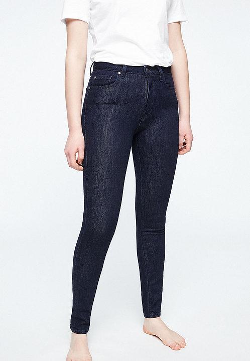 Jeans TILLAA rinse - Skinny Fit aus Bio-Denim
