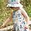 Thumbnail: Reversible-Sonnenhut HAZY HAT aus reiner Bio-Baumwolle