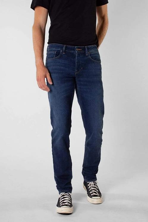 Jeans JIM TAPERED CLASSIC INDIGO aus Bio-Denim