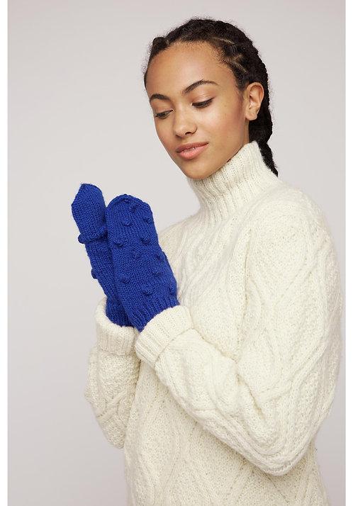 Handschuhe BOBBLE MITTENS aus 100%Wolle