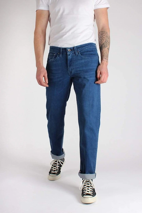 Jeans SCOTT noble blue - Regular Fit aus Bio-Denim