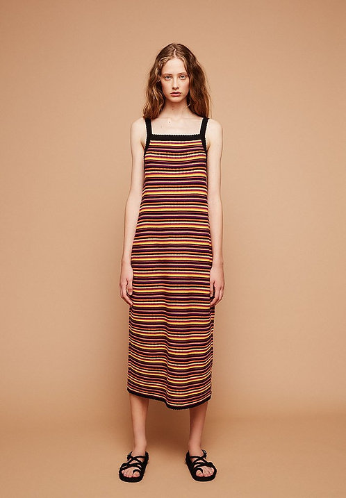 Kleid INDIRAA aus reiner Bio-Baumwolle