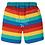 Thumbnail: Shorts LITTLE STRIPY aus reiner Bio-Baumwolle