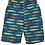 Thumbnail: Badehose BOARD SHORTS CROCS aus 100 % recycletem Polyester