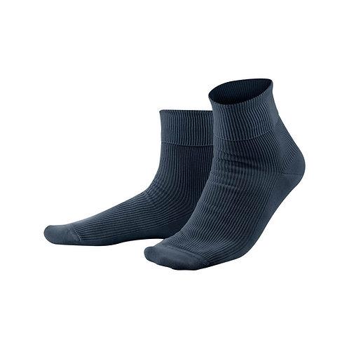Socken Navy aus 100 % Bio-Baumwolle