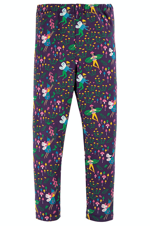 Leggings LIBBY FAIRY FRIENDS aus Bio-Baumwollmix