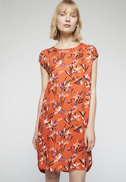 Kleid HILAA TROPICAL SPIRIT aus 100% Lenzing-ECOVERO