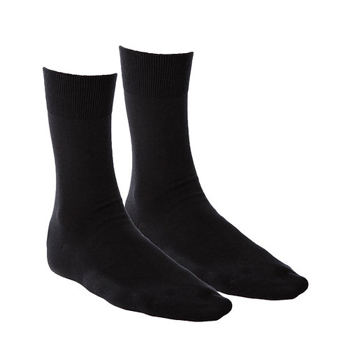 Business-Socken aus Bio-Baumwollmix