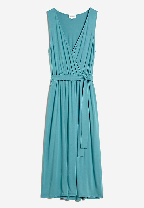 Kleid LAAIA TEAL aus Lenzing ECOVERO