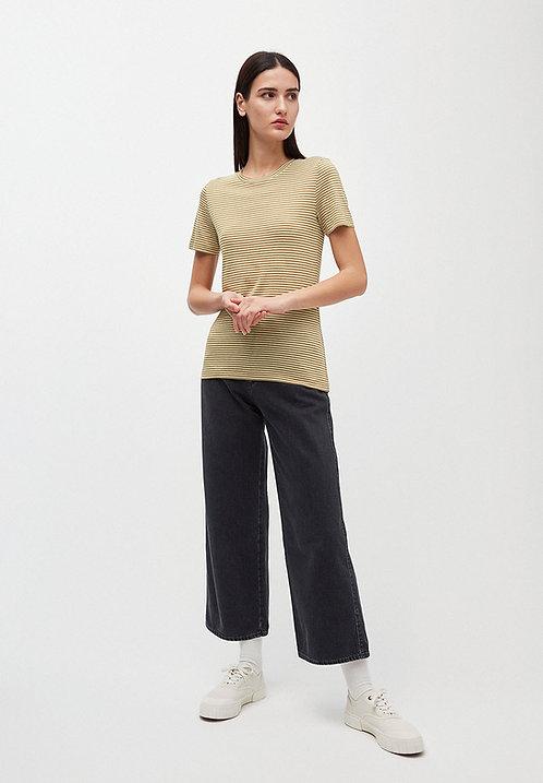 T-Shirt LIDAA RING STRIPE aus TENCEL und Bio-Baumwolle