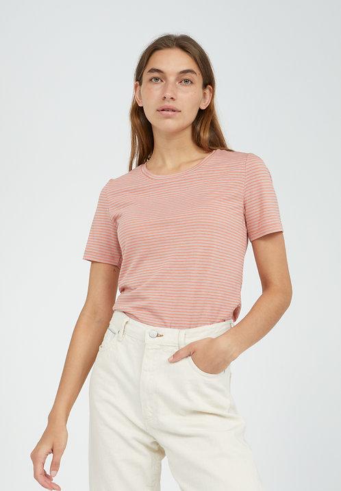 T-Shirt LIDIAA SUNRISE-KINOKO aus TENCEL und Bio-Baumwolle