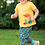 Thumbnail: T-Shirt EVA FLOWERS aus reiner Bio-Baumwolle