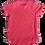 Thumbnail: Body MONKEY PINK aus reiner Bio-Baumwolle