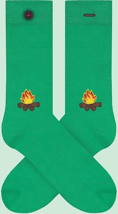 Socken WES aus Bio-Baumwollmix