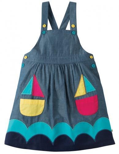 Kleid PERFECT POCKET DRESS aus reiner Bio-Baumwolle