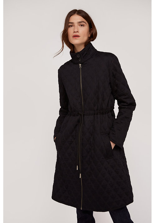 Mantel LILA aus reiner Bio-Baumwolle