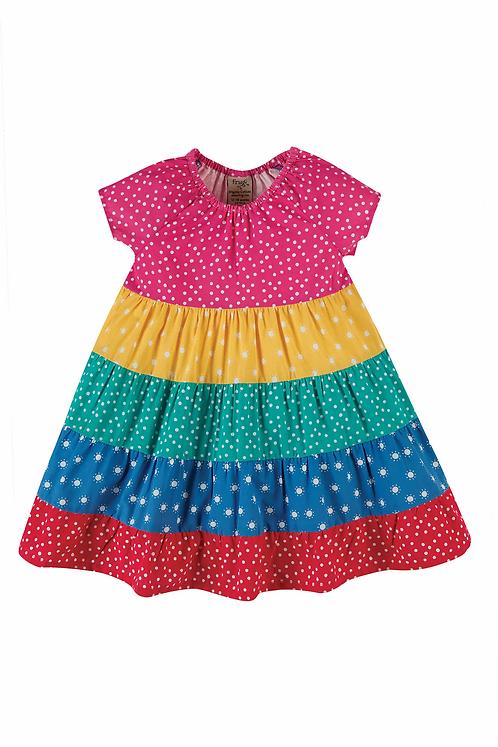 Kleid DOROTHY TWIRLY DRESS aus reiner Bio-Baumwolle