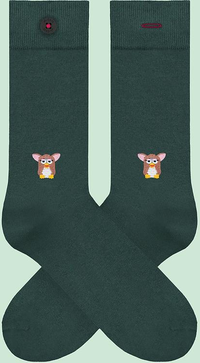 Socken MAX aus Bio-Baumwollmix
