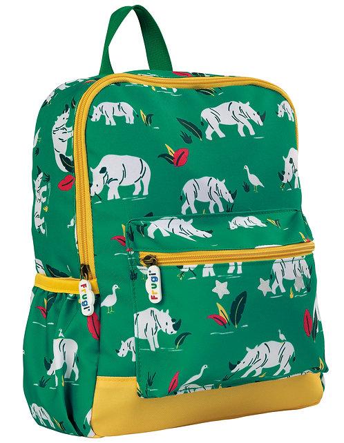 Rucksack ADVENTURERS RHINO aus recycletem Polyester