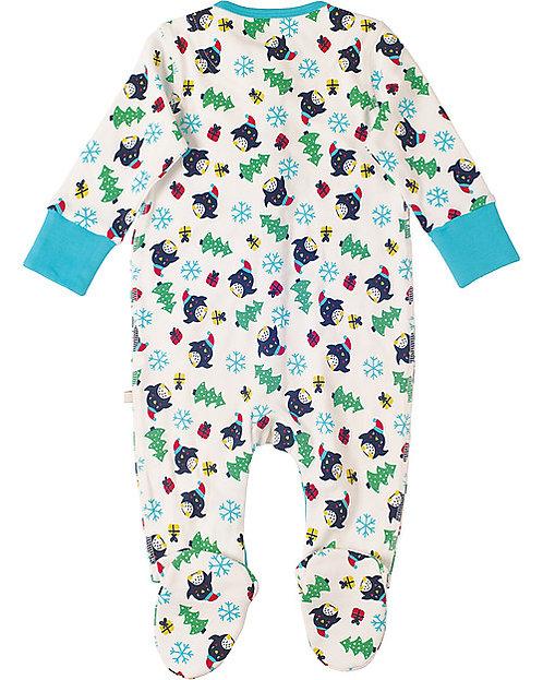 Schlafanzug LOVELY BABYGROW PENGUIN aus reiner Bio-Baumwolle