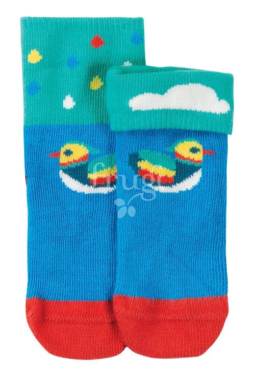 Socken PERFECT PAIR DUCK aus Bio-Baumwollmix
