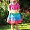 Thumbnail: Kleid DOROTHY TWIRLY DRESS aus reiner Bio-Baumwolle