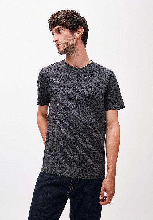 T-Shirts TENNIS FIELD aus reiner Bio-Baumwolle