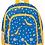 Thumbnail: Rucksack LITTLE ADVENTURERS DUCKS aus recycletem Polyester
