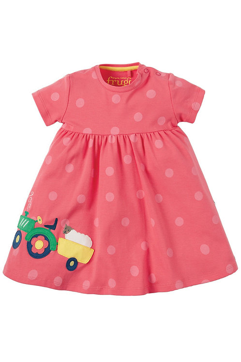 Kleid JADE JERSEY DRESS aus Bio-Baumwollmix
