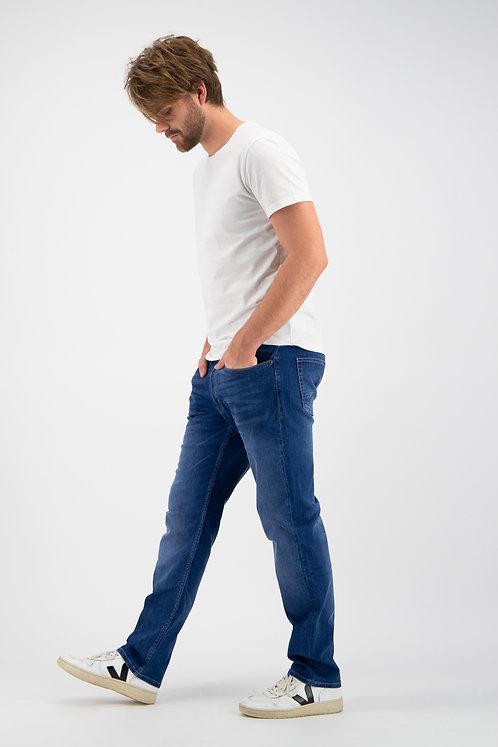 Jeans SCOTT classic blue - Regular Fit aus Bio-Denim
