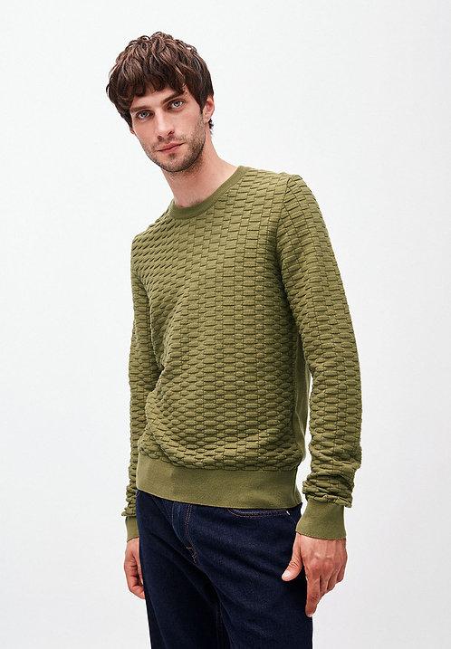 Pullover YAAKO aus reiner Bio-Baumwolle