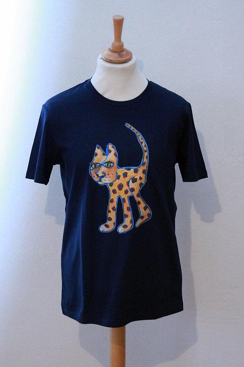 """T-Shirt Herren """"KunstStoffSammlung #2"""" aus reiner Bio-Baumwolle"""