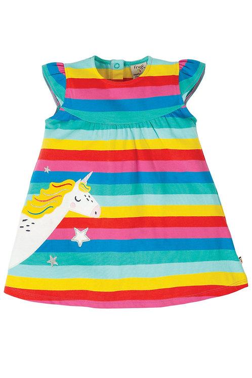 Kleid LITTLE LOLA DRESS aus Bio-Baumwollmix
