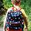 Thumbnail: Rucksack ADVENTURERS BUGS aus recycletem Polyester