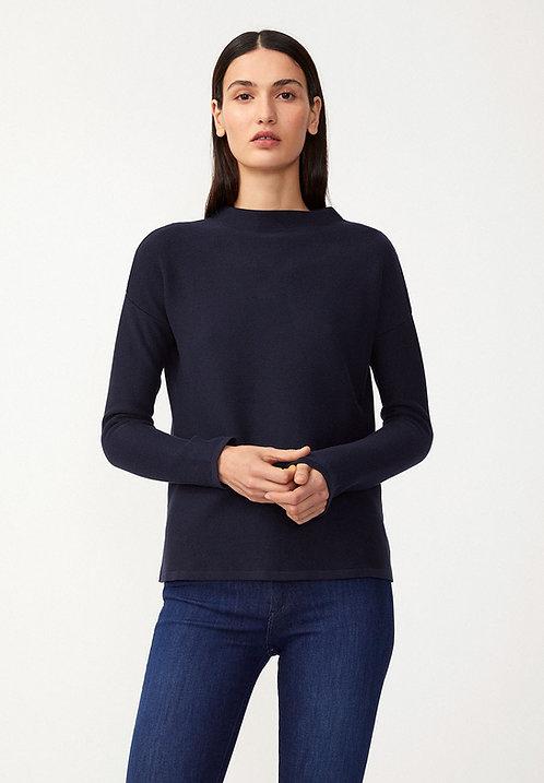 Pullover MEDINAA NIGHT SKY aus reiner Bio-Baumwolle