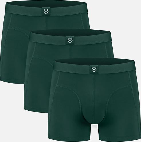 Pants 3er FALCO aus Bio-Baumwollmix